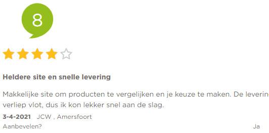 Lees de beoordelingen van Kenners (instantpot.nl)